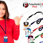 Modelo de Fotocheck Personalizado